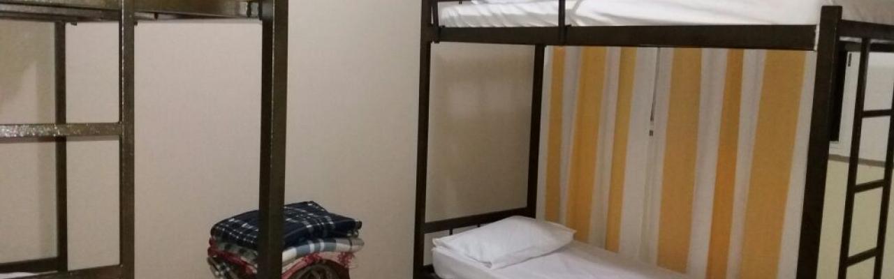 quartos compartilhados